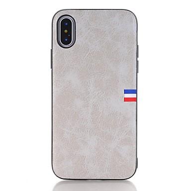 Morbido sintetica in 8 pelle Tinta iPhone Plus X Decorazioni 8 iPhone unita X retro 06509635 Apple Custodia iPhone per iPhone Plus rilievo 8 Per Per iPhone qa6F8