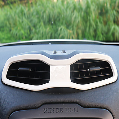 automobile couvertures de ventilation de la voiture gadgets d 39 int rieur de voiture pour jeep. Black Bedroom Furniture Sets. Home Design Ideas