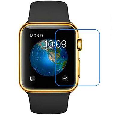 voordelige Smartwatch-accessoires-Screenprotector Voor Apple Watch 38mm Apple Watch 42mm Gehard Glas Explosieveilige 9H-hardheid High-Definition (HD) 1 stuks