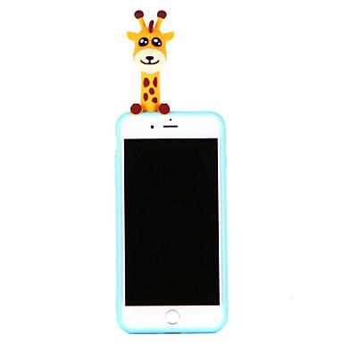 06550862 8 Plus disegno iPhone Apple Morbido iPhone 7 iPhone Plus Custodia 7 Plus 8 iPhone Animali TPU per Per Plus retro Per Fantasia Tzna0B