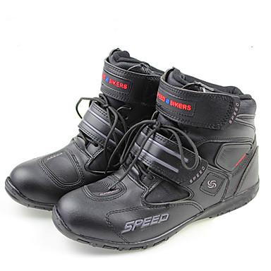 Недорогие Средства индивидуальной защиты-A005 Мотоцикл защитный механизм для Верховые ботинки Все Искусственная кожа Дышащий / Водонепроницаемый