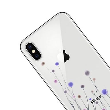 06556651 TPU iPhone Per Fantasia retro Custodia per iPhone Plus Apple iPhone Morbido Dente Per disegno 8 leone di X 8 iPhone X Transparente iPhone gHfwZ