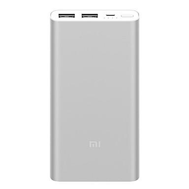 Недорогие Универсальные аксессуары для мобильных телефонов-Xiaomi 10000 mAh Назначение Внешняя батарея Power Bank 5-12 V Назначение Назначение Зарядное устройство Защита от перегрузки / Зарядка LED