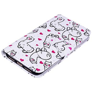 carte Animali pelle 6 Custodia Apple di 06580142 magnetica chiusura credito iPhone Porta Con disegno Fantasia Resistente X Integrale iPhone Per nf4Aqfa0