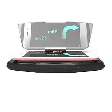 ziqiao Universal Mobile Uchwyt nawigacji GPS HUD HUD na rzecz inteligentnego samochodu zamontować telefon stanąć posiadacz telefonu