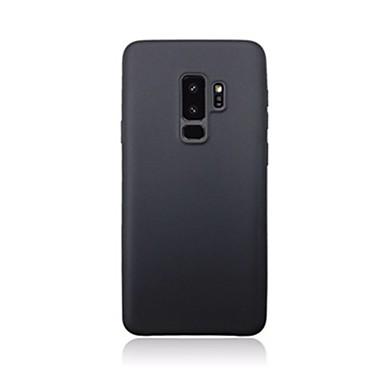 voordelige Galaxy S-serie hoesjes / covers-hoesje Voor Samsung Galaxy S9 / S9 Plus / S8 Plus Ultradun Achterkant Effen Zacht Siliconen