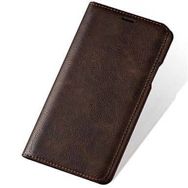 Integrale portafoglio 7 Plus Apple iPhone 06576937 iPhone Con supporto credito A carte pelle Tinta Porta Per Resistente di Custodia X unita yg17wZ1q