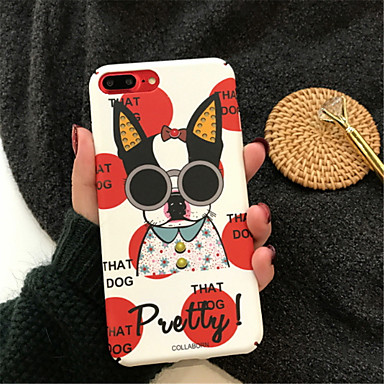 animati Acrilico 06576946 Plus Fantasia iPhone Plus 8 per disegno X Custodia 8 Resistente retro iPhone X iPhone iPhone Cartoni Per Apple 7 Per iPhone Rw0q6gA7