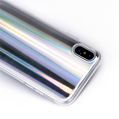 Fantasia iPhone 8 Plus iPhone X onde disegno Plus Apple Con 06610043 iPhone retro iPhone Per 8 Morbido 8 TPU X Per iPhone per Custodia 7 iPhone qYHAT1ZZ