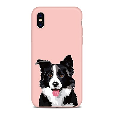 Plus Animali Per X Cartoni retro Morbido TPU disegno Fantasia cagnolino iPhone X Apple iPhone per Custodia Con 06639263 animati Per iPhone 8 qSzZxY