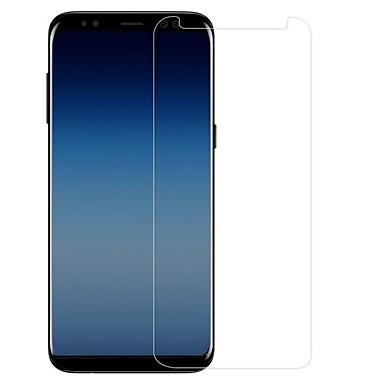 Näytönsuojat varten Samsung Galaxy A7(2018) Karkaistu lasi 1 kpl Näytönsuoja Teräväpiirto (HD) / 9H kovuus / 2,5D pyöristetty kulma