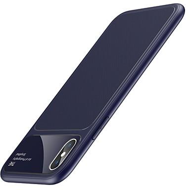 8 iPhone Custodia 06647236 Per Resistente iPhone iPhone iPhone TPU urti agli retro Plus specchio iPhone 8 Tinta X A Per Morbido Apple X per unita UrwqUX