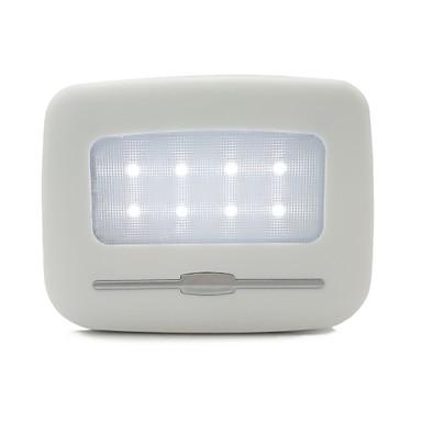 voordelige Autobinnenverlichting-1 Stuk Automatisch Lampen 1.6W 8 LED Interior Lights For Universeel Magotan Alle jaren