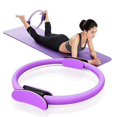 Pilates gyűrű / Fitness Circle Jóga Flexibilis / varázslat 40 cm Tréning / Teljes testtónus / Teljesítményellenállás Tornaterem / Otthon