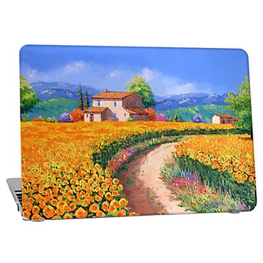 MacBook Case Oil Painting Plastic for New MacBook Pro 15-inch / New MacBook Pro 13-inch / Macbook Pro 15-inch
