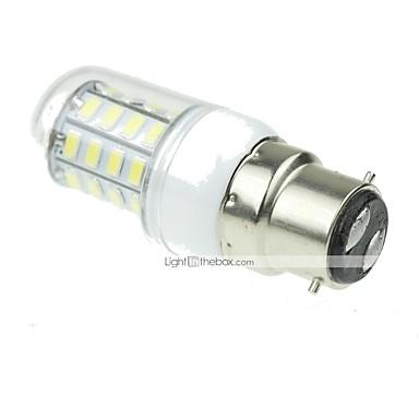 SENCART 3000-3500/6000-6500lm B22 LED Λάμπες Καλαμπόκι T 40 LED χάντρες SMD 5630 Διακοσμητικό Θερμό Λευκό / Ψυχρό Λευκό 220-240V / RoHs