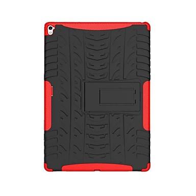 케이스 제품 Apple iPad Pro 10.5 / iPad Pro 9.7 충격방지 / 스탠드 / 갑옷 뒷면 커버 갑옷 하드 PC 용 iPad Air / iPad Mini 3/2/1 / iPad Mini 4