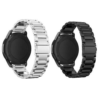 voordelige Horlogebandjes voor Samsung-Horlogeband voor Gear Sport Samsung Galaxy Sportband Roestvrij staal Polsband