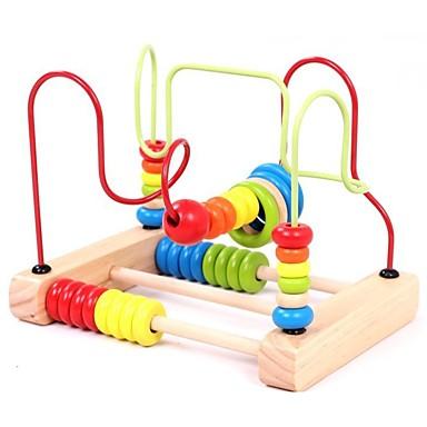 IQ Brain Teaser Parent-Child Interaction Wooden Kid's Toy Gift 1 pcs