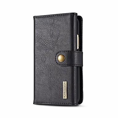 portafoglio Resistente 8 chiusura Con carte X Per A 06698870 unita magnetica iPhone Custodia Integrale Apple Tinta Porta di credito iPhone wqUOXn0B