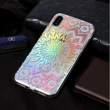 IMD Morbido iPhone iPhone 8 Apple disegno Per iPhone Per Fantasia 8 retro X Custodia 06689694 Plus X per TPU iPhone Fiore decorativo nqO8IYBcwc