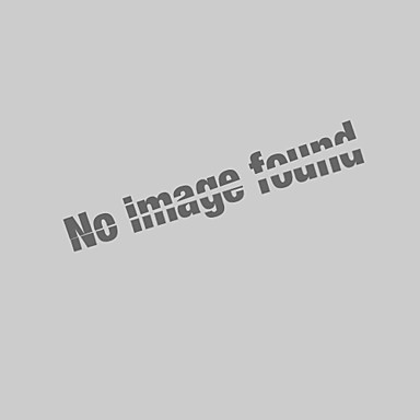 cheap Pre Sale-Men's Daily Basic Plus Size Cotton Polo - Solid Colored / Animal Embroidered Shirt Collar Yellow / Short Sleeve