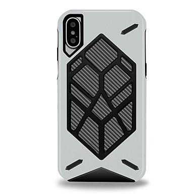 8 Armatura Resistente urti Geometrica X iPhone Per 8 iPhone TPU Per X Custodia agli 8 Plus iPhone Plus Resistente iPhone per Apple retro iPhone 06715510 fg0qO