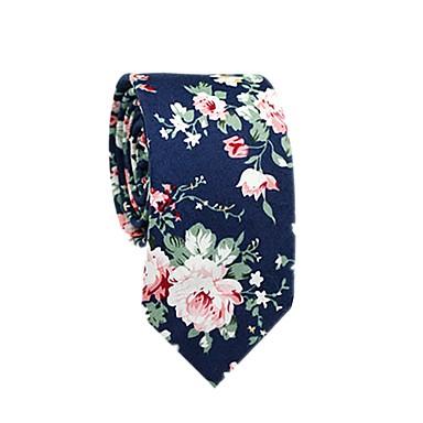 ربطة العنق ورد / ألوان متناوبة رجالي حفلة / عمل