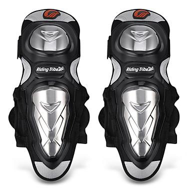 Недорогие Средства индивидуальной защиты-трикотажное колено мотоцикл защитное снаряжение защитное снаряжение