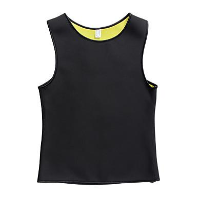 7a3e737225 Waist Trainer Corset Vest Tank Top Body Shaper Neoprene No Zipper Hot Sweat  Slimming Weight Loss