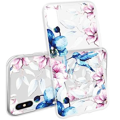 per retro Per iPhone Plus Fantasia iPhone iPhone 8 iPhone 8 Morbido Plus X Per iPhone TPU Apple Custodia 8 X 06766688 disegno Animali vTwFdq66
