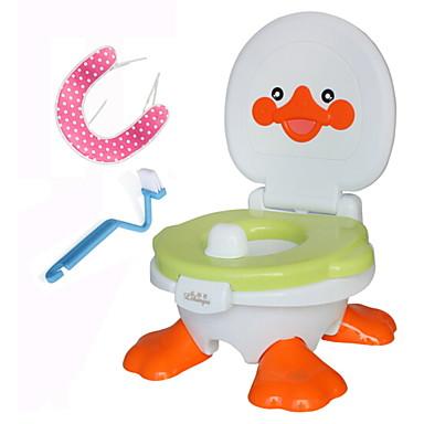 قعادة للأطفال / متعددة الوظائف / مع فرشاة تنظيف معاصر PP / ABS + PC 1PC - قبعة استحمام اكسسوارات المرحاض / ديكور الحمام