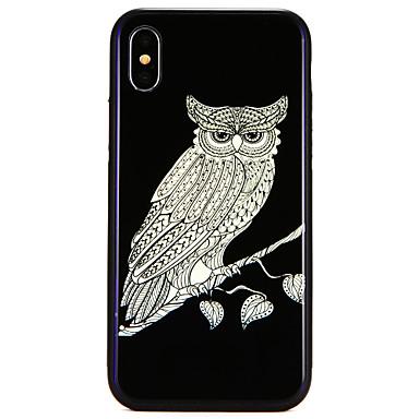 Fantasia Plus 8 Custodia Apple iPhone 06748864 iPhone X 8 Antiurto Resistente Per X Animali per disegno TPU iPhone iPhone 8 iPhone HHrYBTx