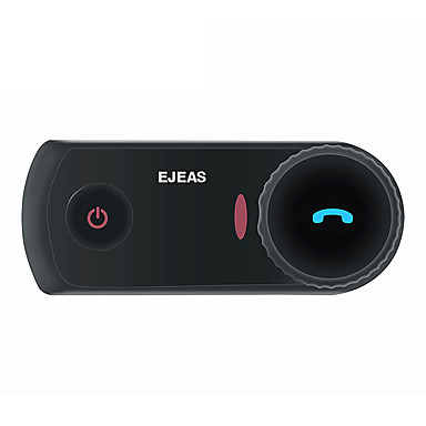 EJEAS E2 V3.0 سماعاتبلوتوث الأذن شنقا الاسلوب MP3 / متعدد إنترفون دراجة نارية