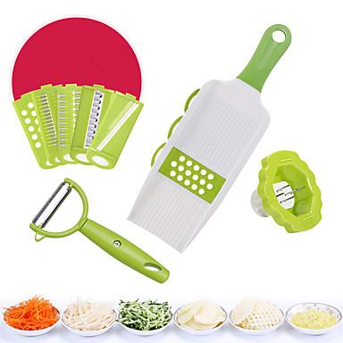 فولاذ مقاوم للصدأ+ABS بدرجة A مقشرة ومبشرة المطبخ الإبداعية أداة أدوات أدوات المطبخ Everyday Use لأواني الطبخ 1PC