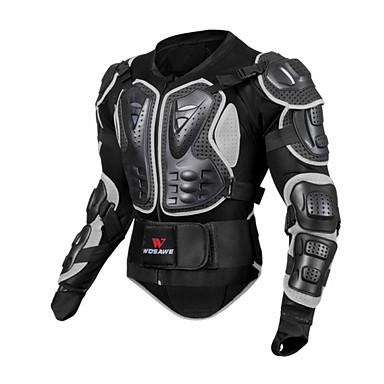 voordelige Beschermende uitrusting-WOSAWE Motor beschermende uitrusting voor Jack Allemaal Netstof / EVA Schokbestendig / Bescherming / Gemakkelijke dressing
