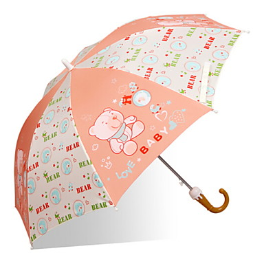 البوليستر / ستانلس ستيل للصبيان / للفتيات جميل مظلة مستقيمة