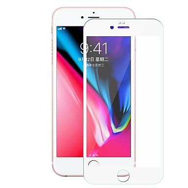 Недорогие Защитные пленки для iPhone 6s / 6-AppleScreen ProtectoriPhone 6s Уровень защиты 9H Защитная пленка для экрана 1 ед. Закаленное стекло / 2.5D закругленные углы / Взрывозащищенный