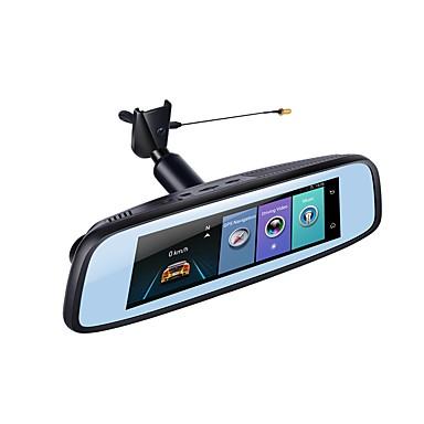 Factory OEM 1080p HD / ليلة الرؤية سائق سيارة 140 درجة زاوية واسعة 12 MP 7.85 بوصة IPS داش كام مع WIFI / GPS / ليلة الرؤية لا مسجل السيارة / حالة وقوف السيارات / تسجيل غير منتهي / أداس