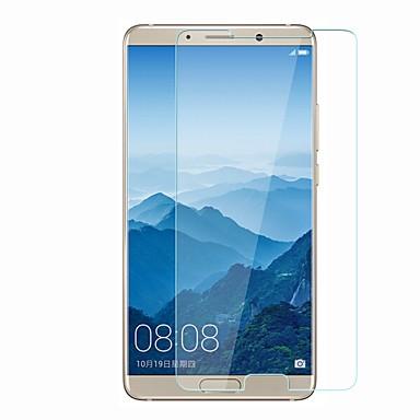 Недорогие Аксессуары для мобильных телефонов-HuaweiScreen ProtectorMate 10 Уровень защиты 9H Защитная пленка для экрана 1 ед. Закаленное стекло
