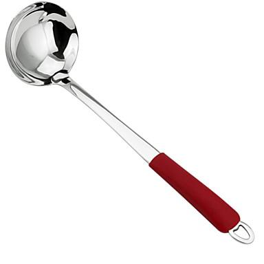 ستانلس ستيل ملعقة أدوات أدوات أدوات المطبخ Everyday Use لأواني الطبخ 1PC