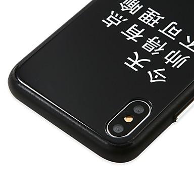 Per Per Plus temperato X iPhone 8 iPhone Frasi iPhone 06787618 famose Fantasia 8 Custodia per iPhone retro Apple X disegno Resistente Vetro dUwxZ7