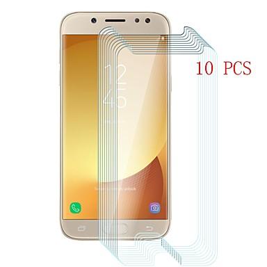 Samsung GalaxyScreen ProtectorJ5 (2017) 9Hقسوة حامي شاشة أمامي 10قطع زجاج مقسي