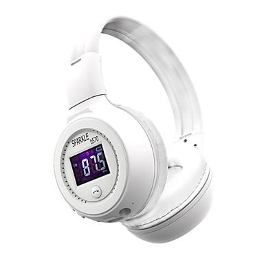 رخيصةأون سماعات الرأس و الأذن-ZEALOT B570 سماعة فوق الأذن بلوتوث 4.0 السفر والترفيه V4.0 مع ميكريفون