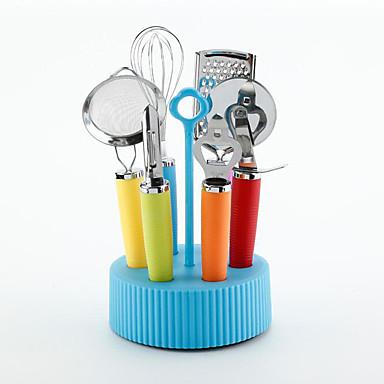 فولاذ مقاوم للصدأ+بلاستيك مجموعات أدوات الطبخ تصميم جديد المطبخ الإبداعية أداة أدوات أدوات المطبخ متعددة الوظائف للفاكهة لالخضار 1PC
