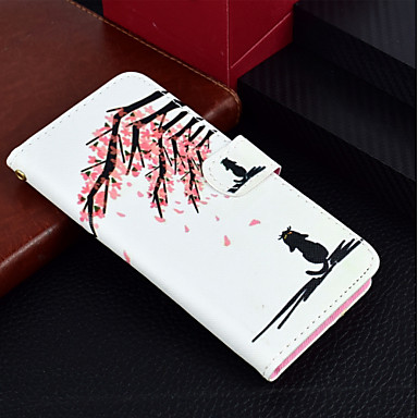 Fiore credito Integrale Plus pelle Con Per iPhone X X iPhone Gatto carte Apple sintetica per Plus Porta 8 Resistente decorativo 8 06787744 iPhone A iPhone di portafoglio Custodia supporto iPhone 8 nTO7dZ7R