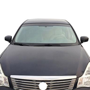 شفاف Car Stickers الأعمال التجارية زجاج أمامي أمامي (نفاذية> = 70٪) فيلم سيارة