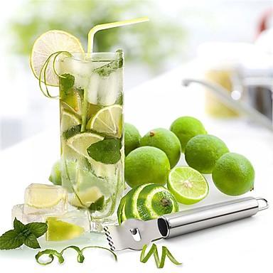 1PC ادوات المطبخ المعدنية المطبخ الإبداعية أداة مقشرة ومبشرة للفاكهة / لأواني الطبخ