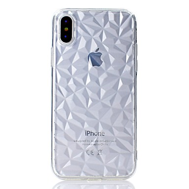 iPhone TPU Per iPhone sottile iPhone unita iPhone retro Morbido Custodia per 8 06878415 Tinta Apple Transparente X 8 Plus iPhone X Per Ultra 8 zxS6qU