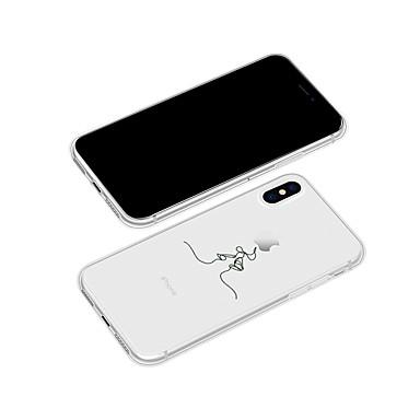 Plus animati 06851875 Morbido iPhone retro Per 8 Per Custodia 8 Apple iPhone iPhone TPU iPhone Fantasia 8 Cartoni iPhone per X X disegno Plus wp7Rq
